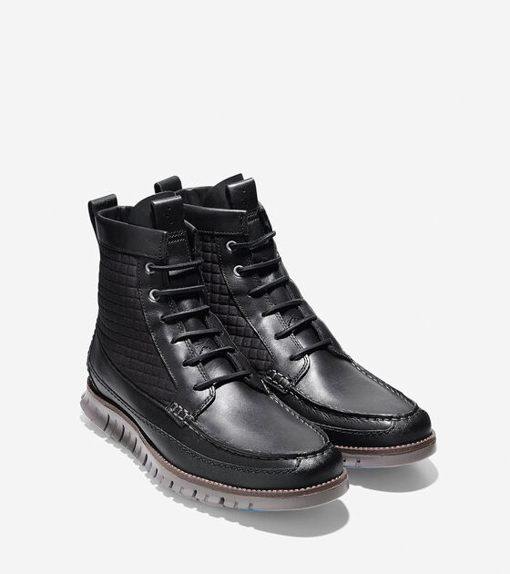 ZERØGRAND Water-Resistant Tall Boot