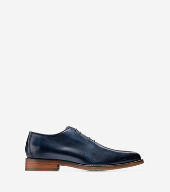 Preston Wholecut Oxford