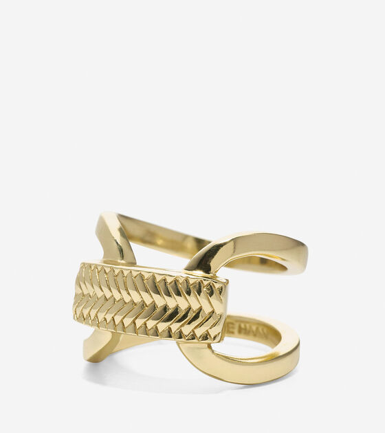 Jewelry > Basket Weave Ring