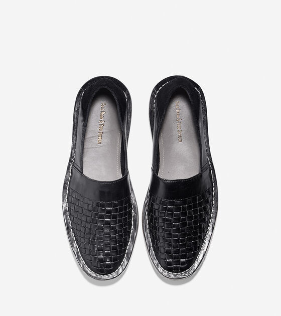 Lewis Woven Loafer