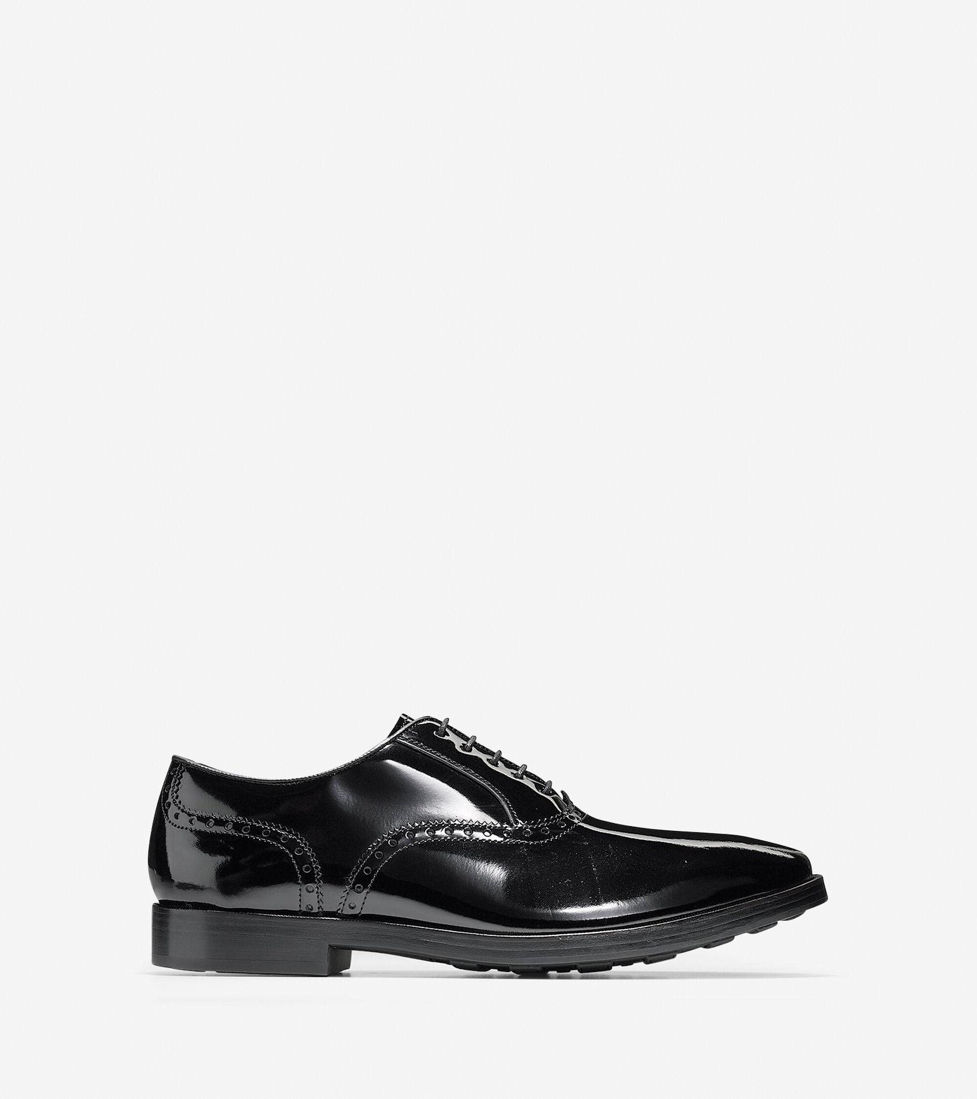 Mens Cole Haan Hamilton Grand Plain Toe Oxford Shoes