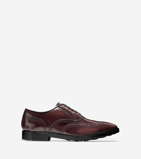 Oxfords > Hamilton Grand Wingtip Oxford