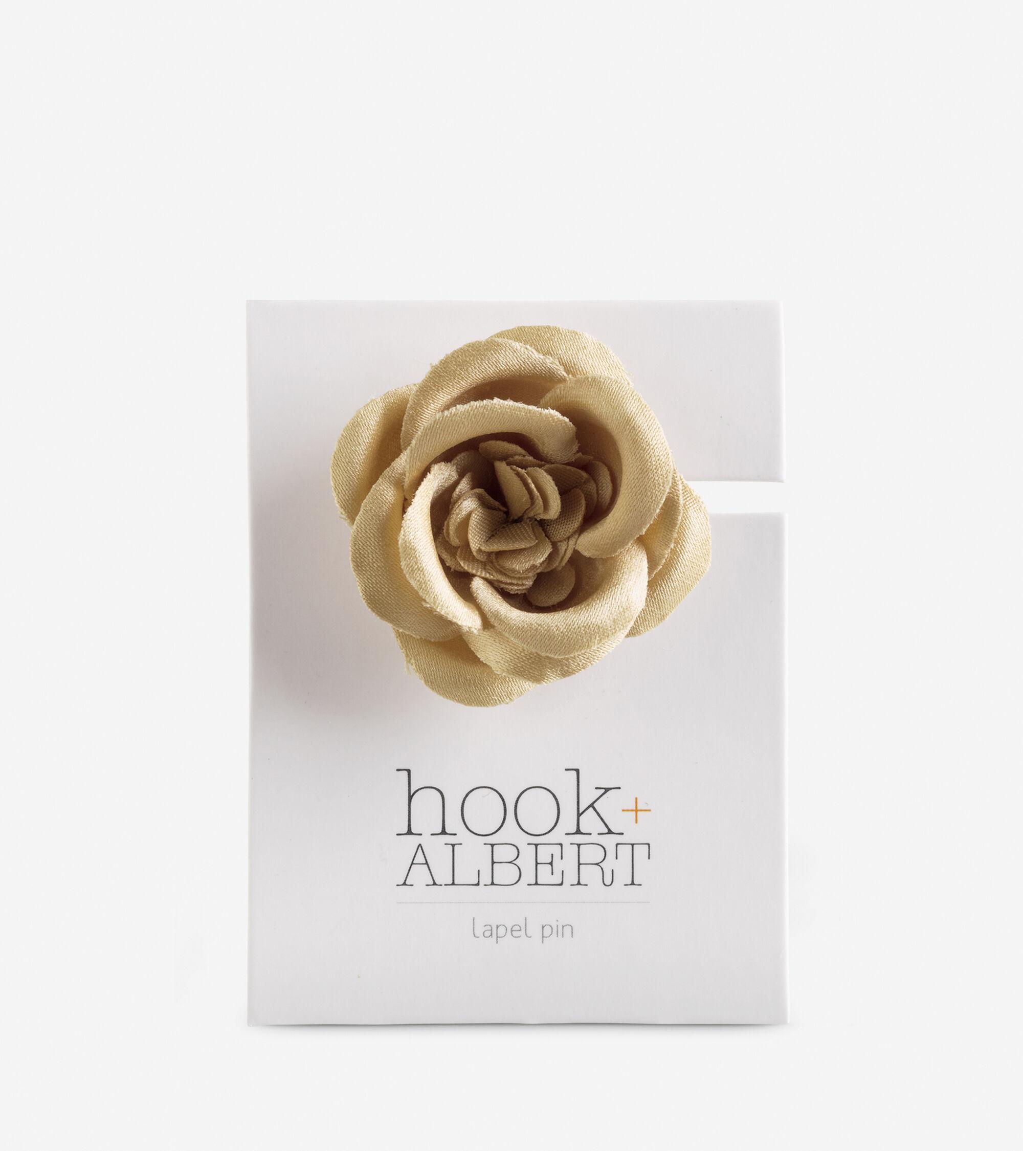 Accessories > hook + ALBERT - Lapel Flower Rose