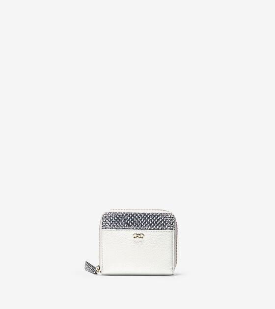 Accessories > Camlin Small Zip Wallet