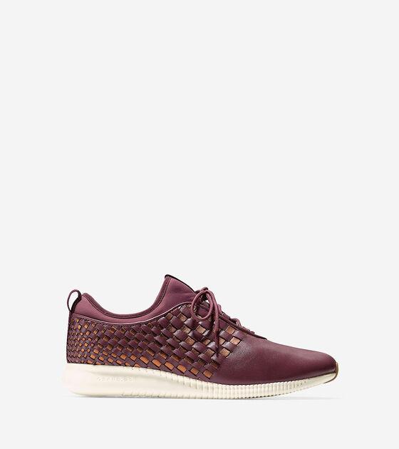 Shoes > StudiøGrand Weave Sneaker