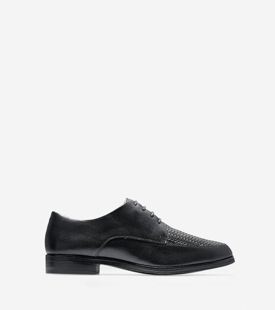 Shoes > Micaela Grand Weave Oxford