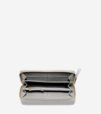 Marli Studded Continental Wallet