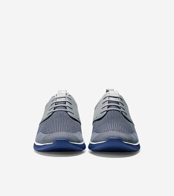 GrandMøtion Saddle Knit Sneaker