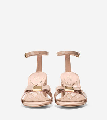 Tali Bow High Sandal (65mm)