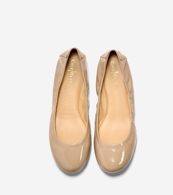 Manhattan Ballet Flat