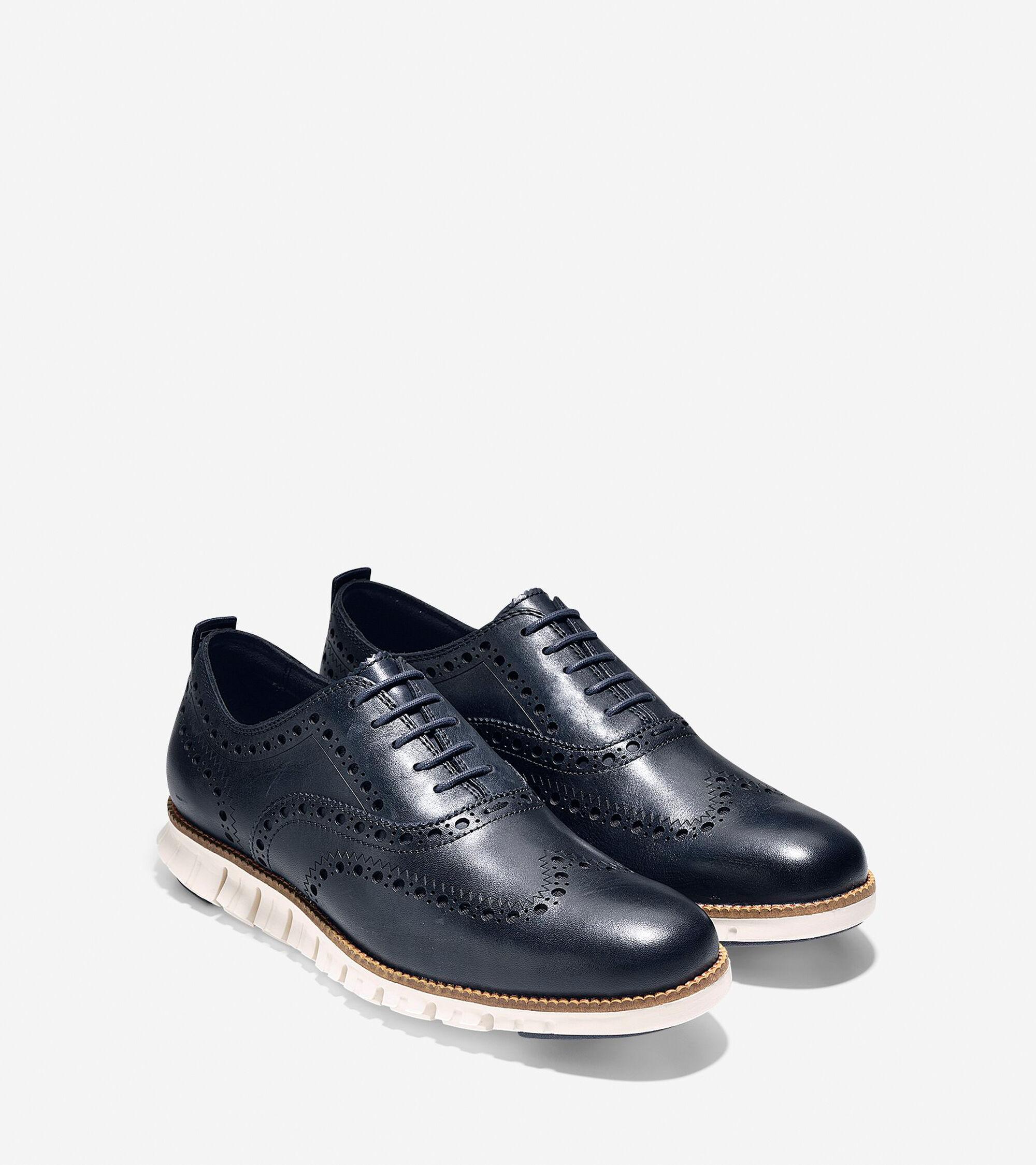 Oxfords Shoes Blue
