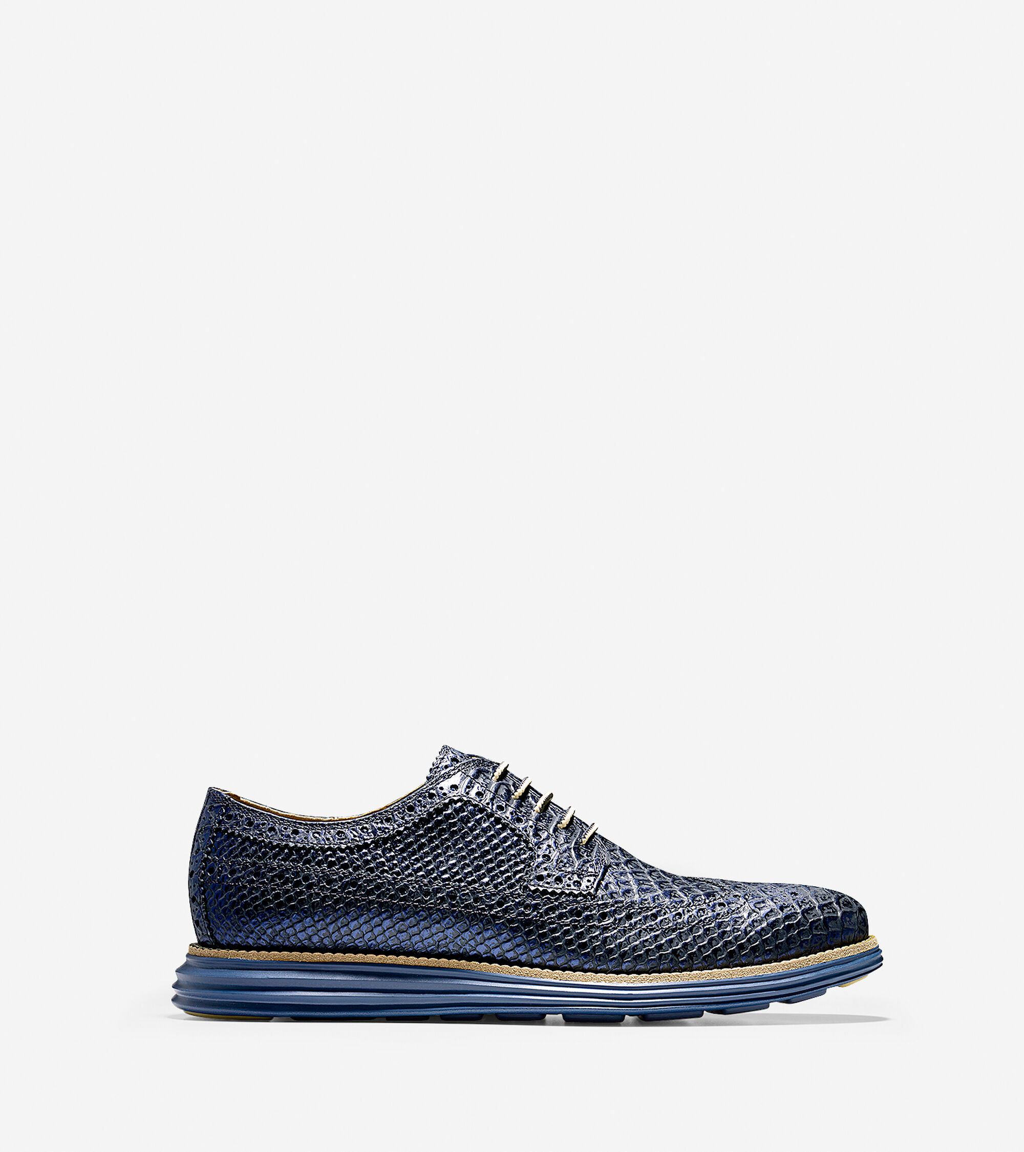 Shoes > ØriginalGrand Long Wingtip Oxford