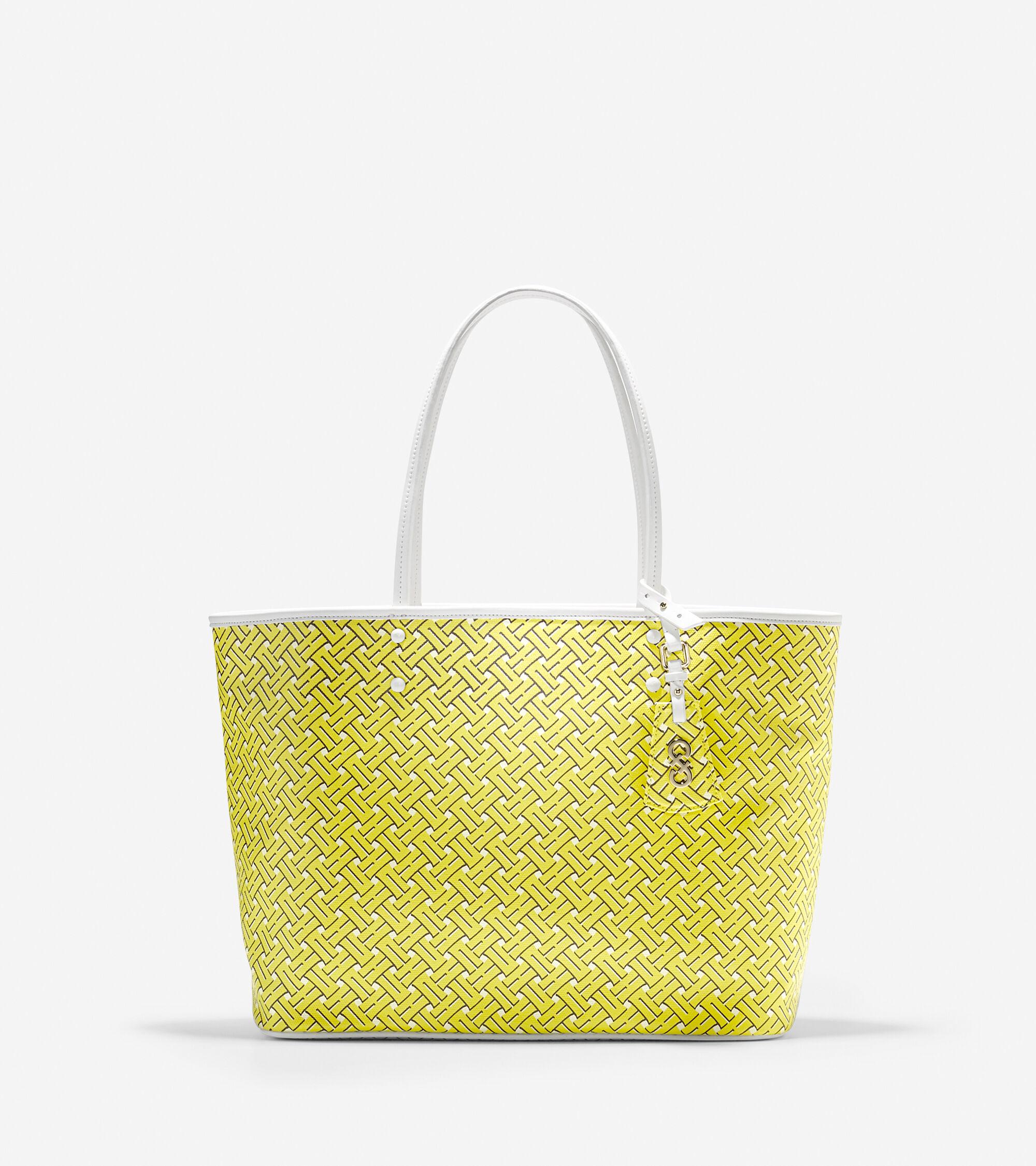 Handbags > Signature Weave Tote