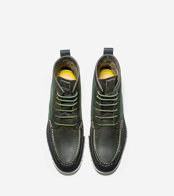 ZERØGRAND Tall Boot