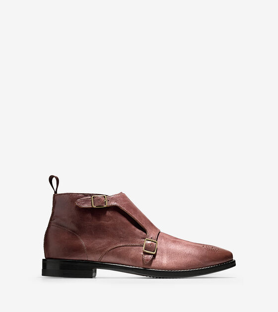 Shoes > Cambridge Monk Chukka