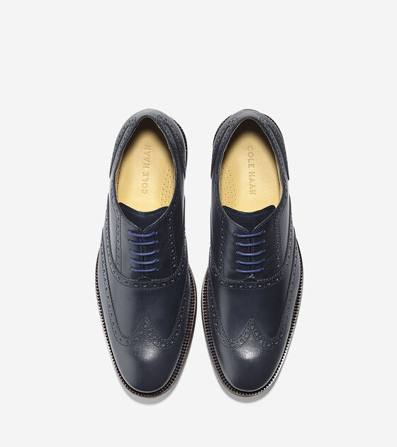 Williams Casual Wingtip