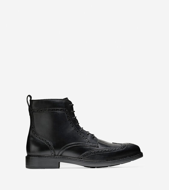 Shoes > Kennedy Wingtip Boot