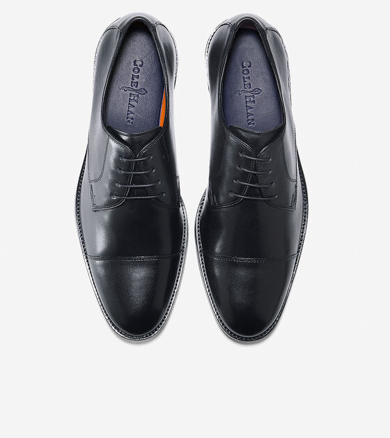 Lenox Hill Cap Oxford
