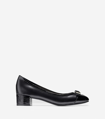 Kelsey Waterproof Block Heel (40mm)