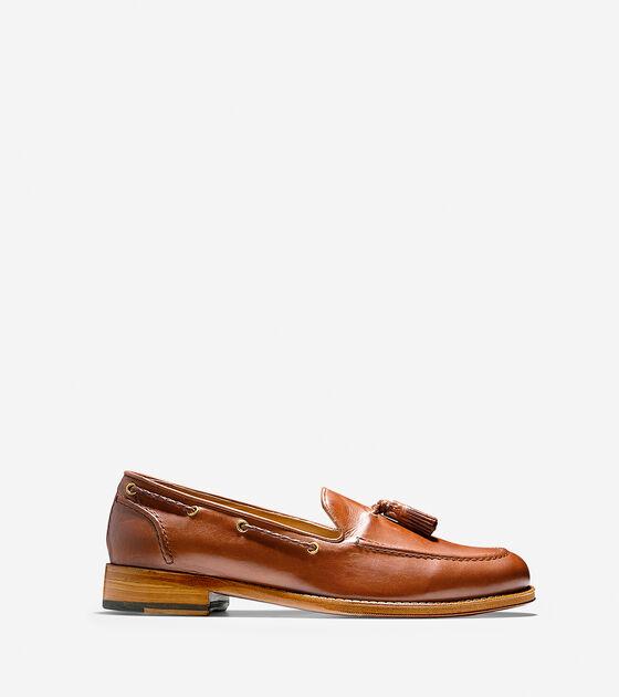 Shoes > Brady Belgian Tassel Loafer