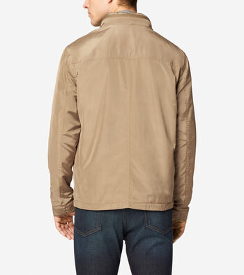 Trucker Packable Rain Jacket