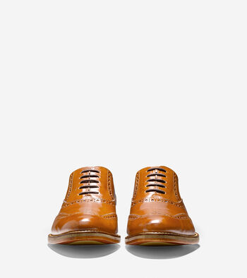 Preston Wingtip Oxford