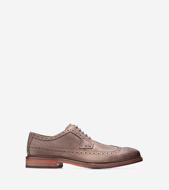 Shoes > Williams Welt Long Wing