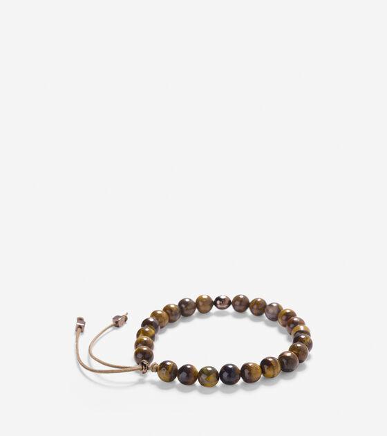 8mm Bead Bracelet With Cole Haan Bead Closure