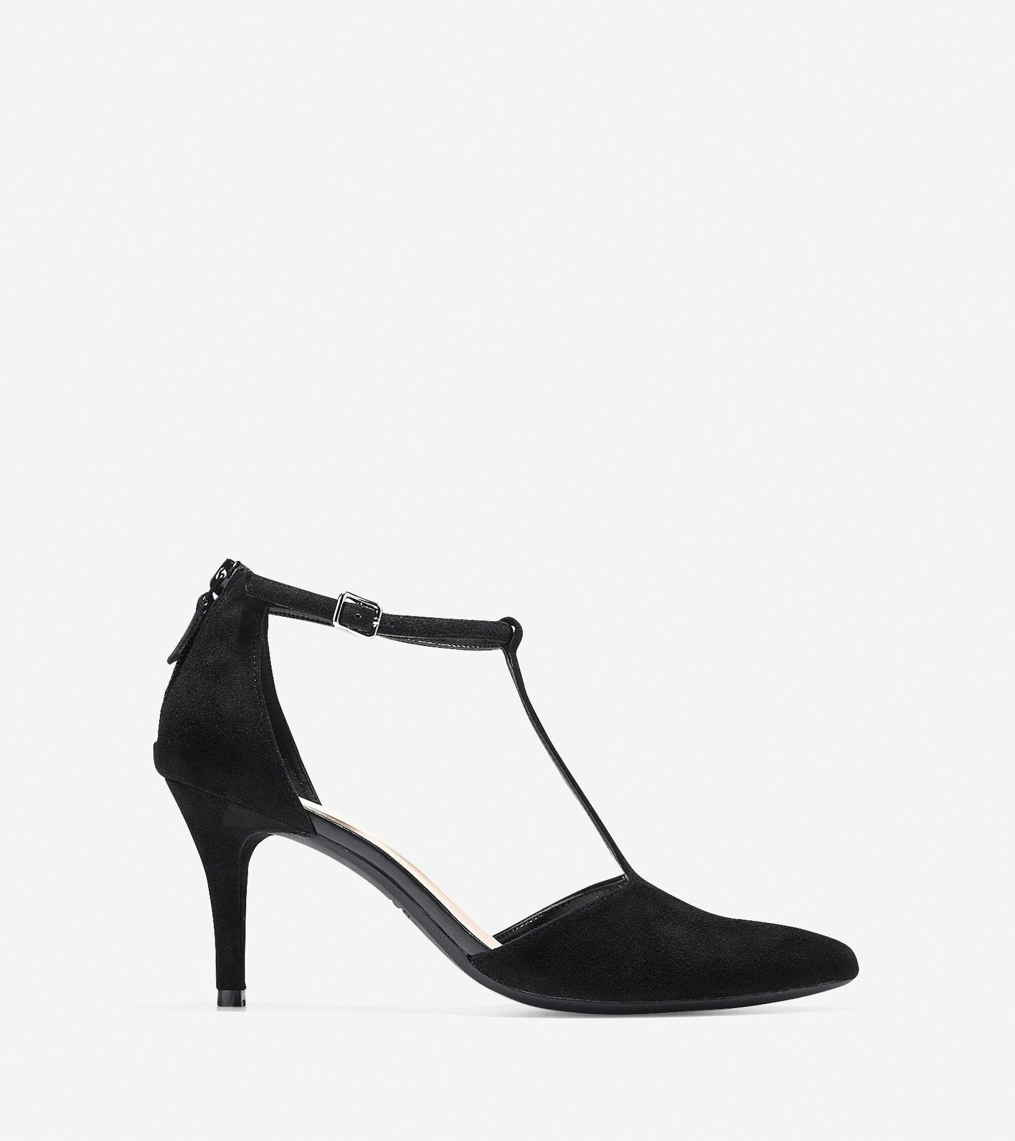 Shoes > Prieta T-Strap Pump (75mm)