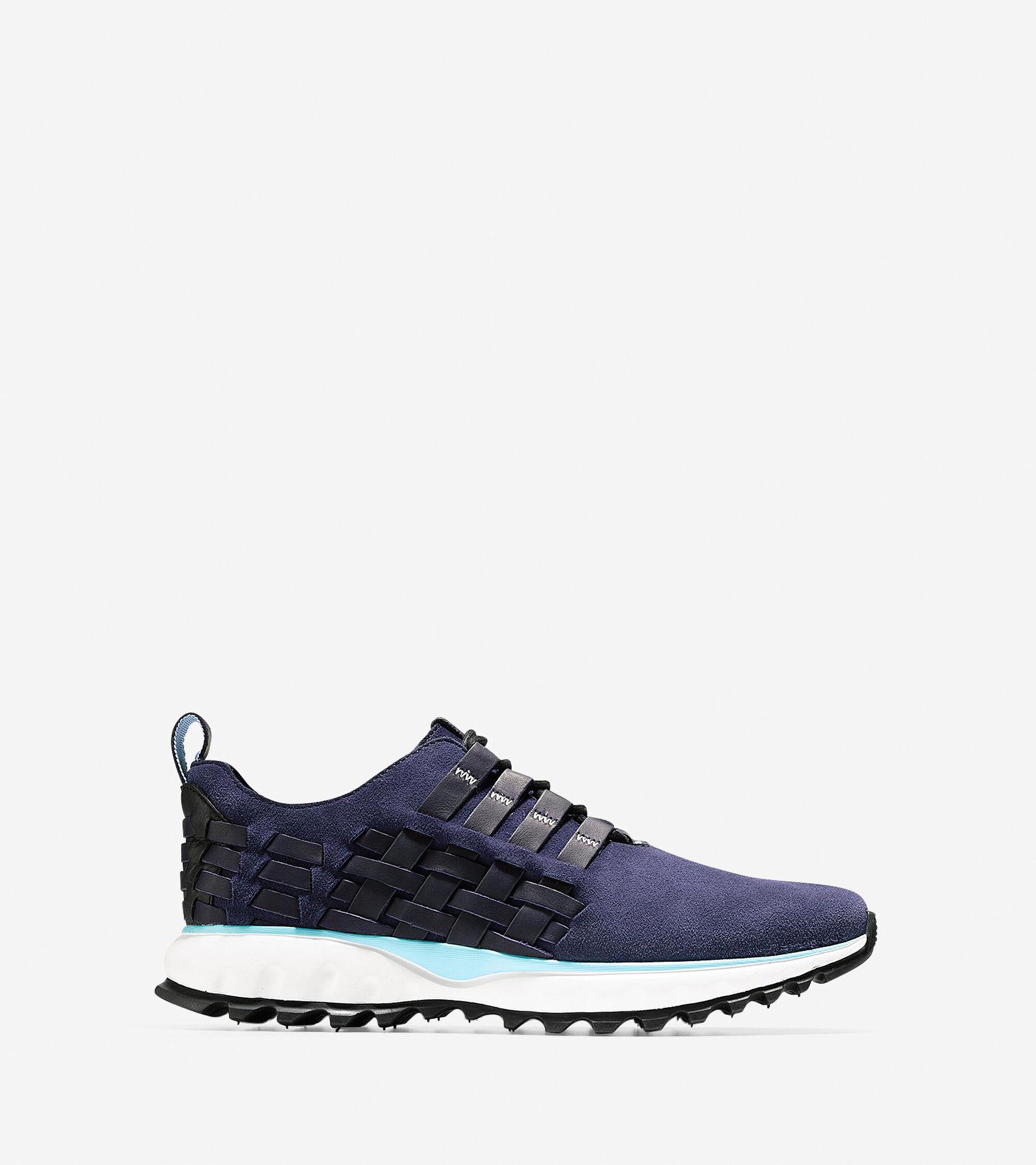 Cole Haan Men's GrandExplore All-Terrain Woven Sneaker