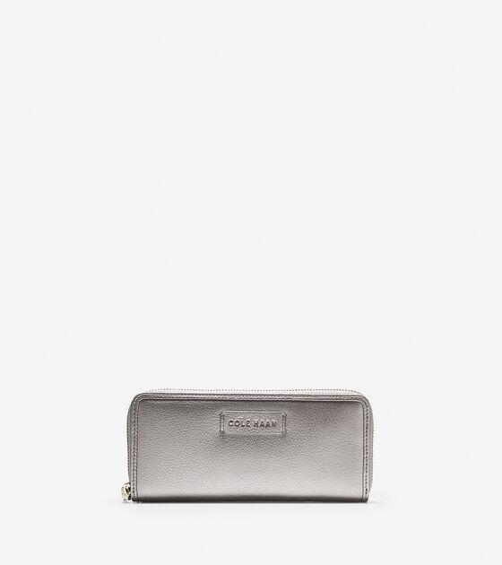 Wallets > Copley Large Zip Continental Wallet