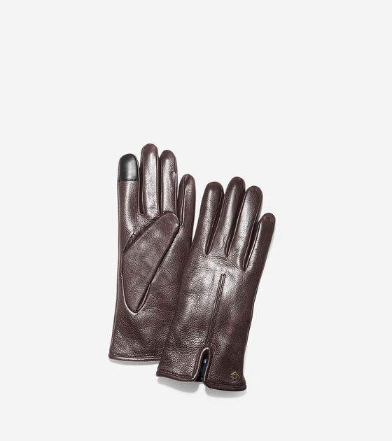 Hats, Gloves & Scarves > Deerskin Single Point Gloves