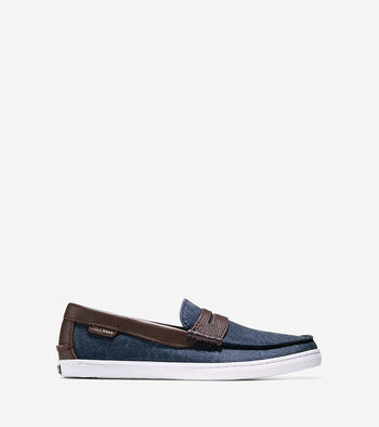 Men's Pinch Textile Weekender Loafer