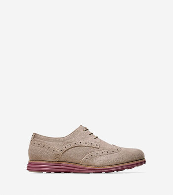 ØriginalGrand Waterproof Wingtip Oxford