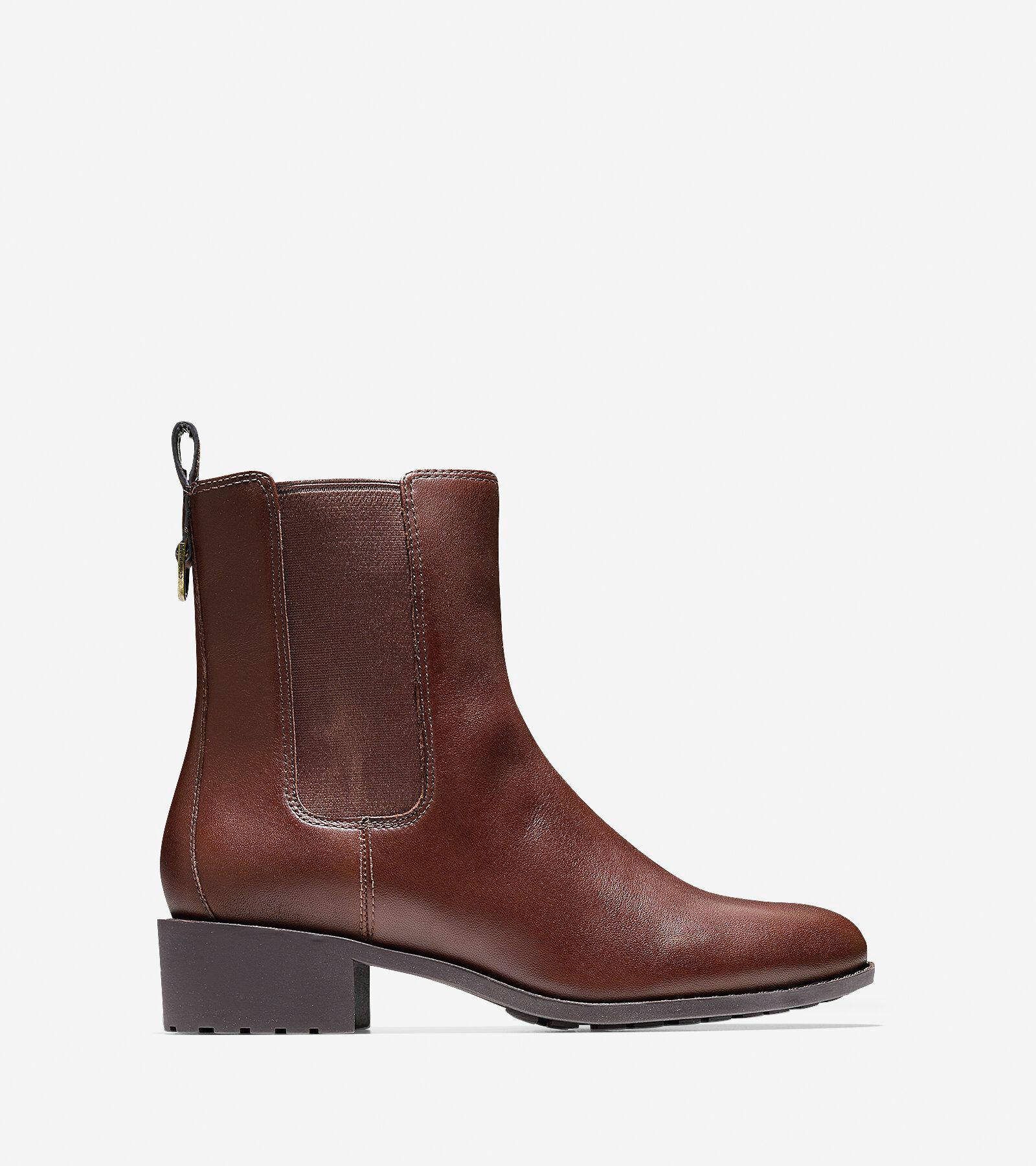 Shoes > Daryl Short Waterproof Boot (40mm)