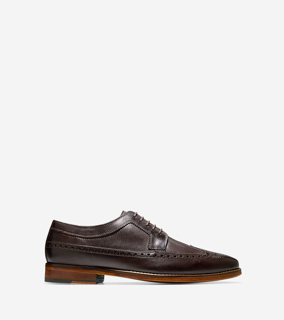 Shoes > Giraldo Luxe Wing Oxford