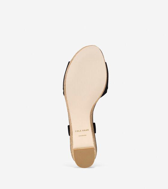 Steffi Wedge Sandal (60mm)