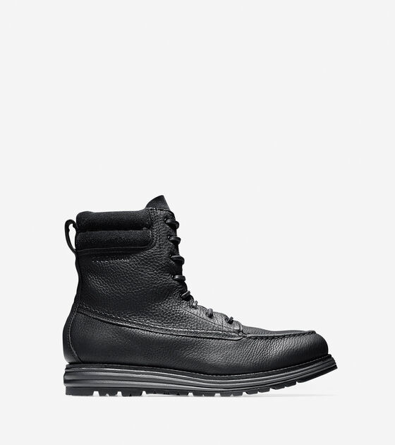 Shoes > Men's Lockridge Waterproof Moc Toe Boot