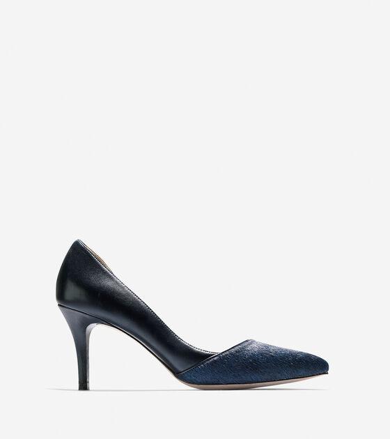 Heels > Highline Pump (75mm) - Pointy Toe