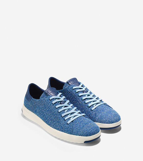 Mens GrandPrø Tennis Sneaker with Stitchlite™