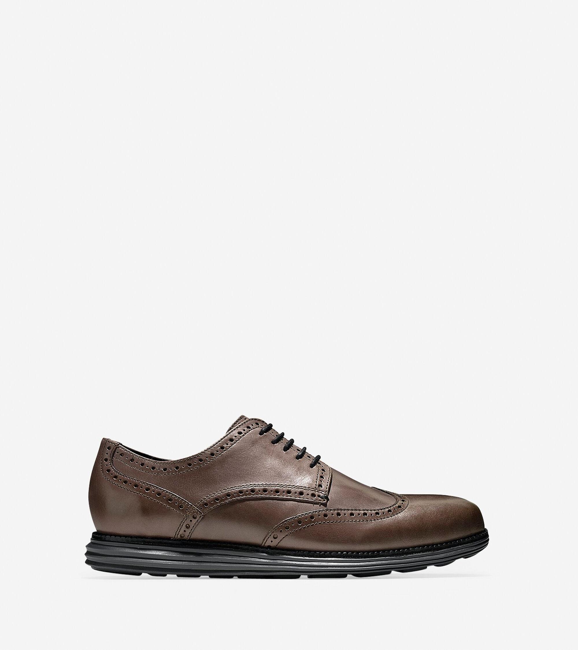 Cole Haan Men's OriginalGrand Wingtip Oxford Shoes