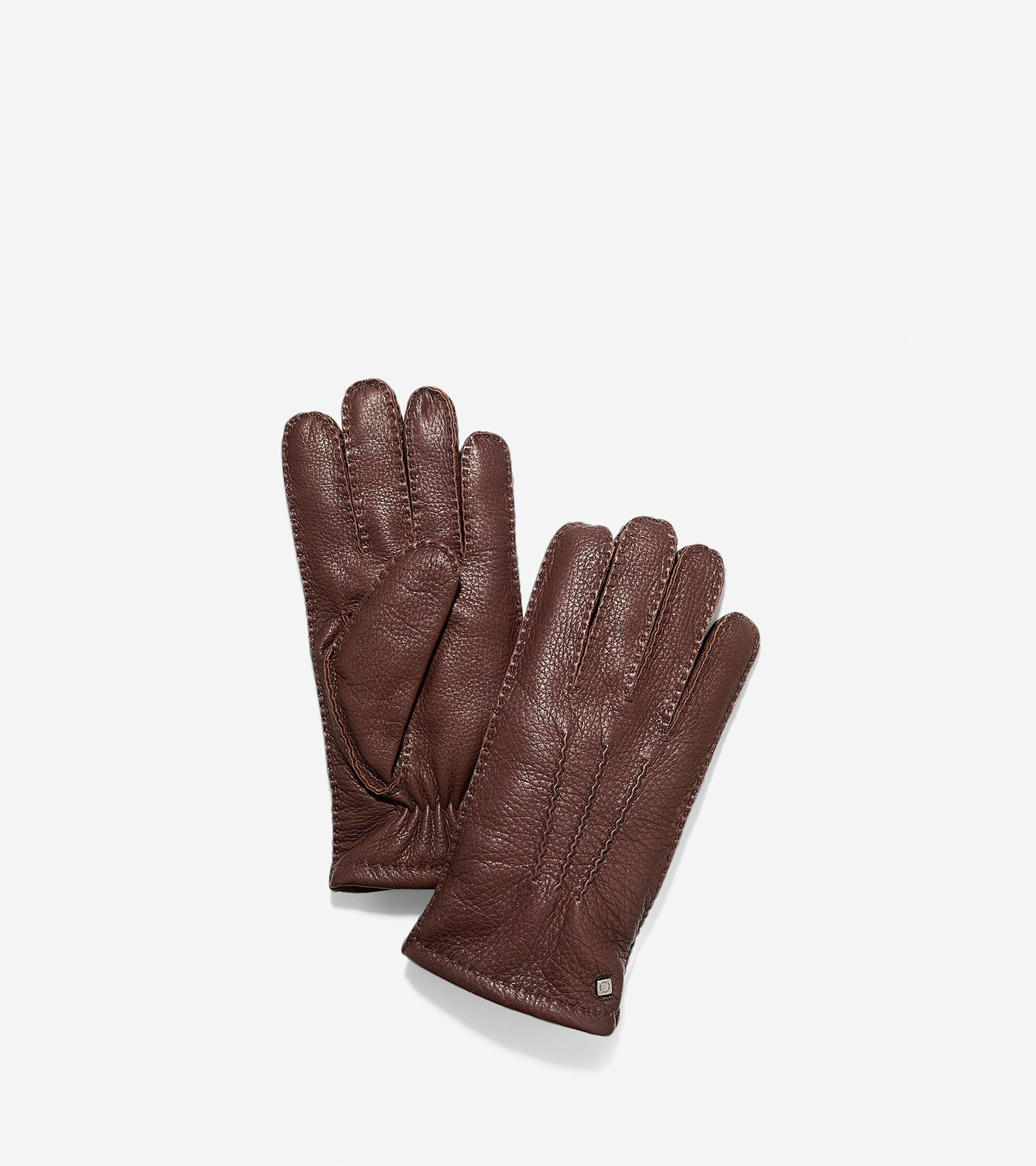 Scarves, Gloves & Hats > Handsewn Deerskin Leather Gloves