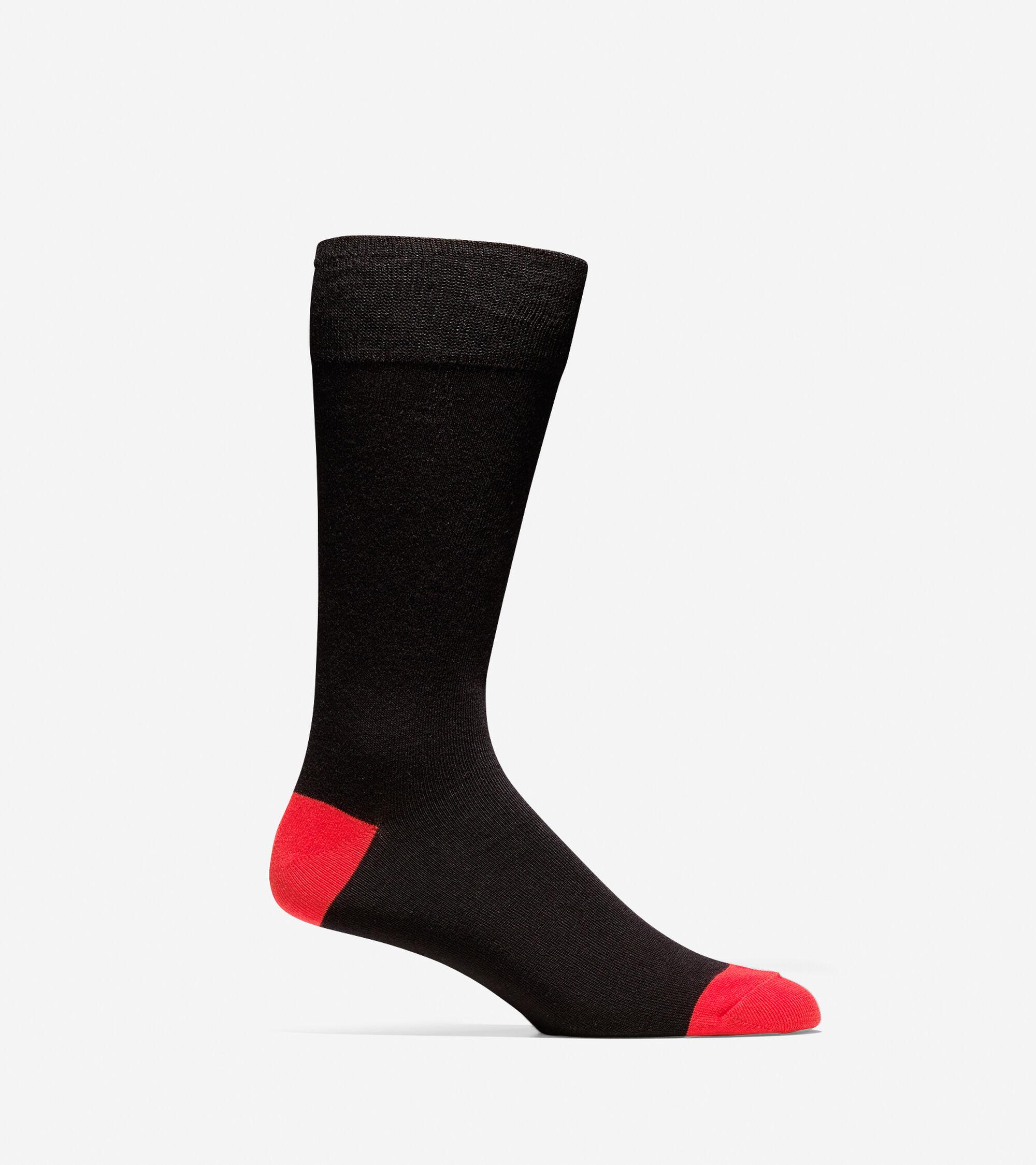 Accessories > Heel/Toe Knit Socks
