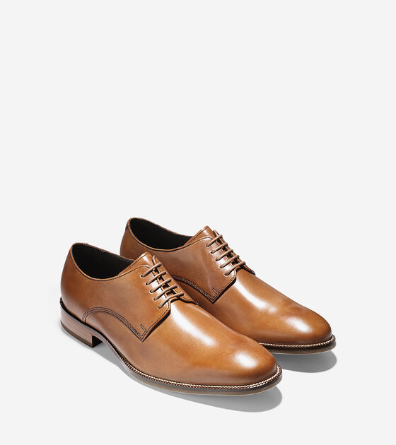 Williams Plain Toe Oxford