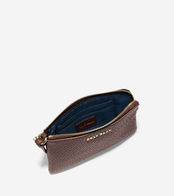 Adeline Large Zip Pouch