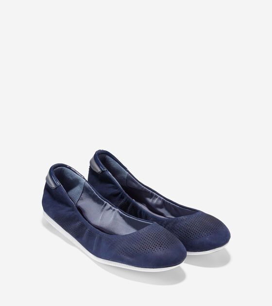 StudiøGrand Packable Ballet Flat