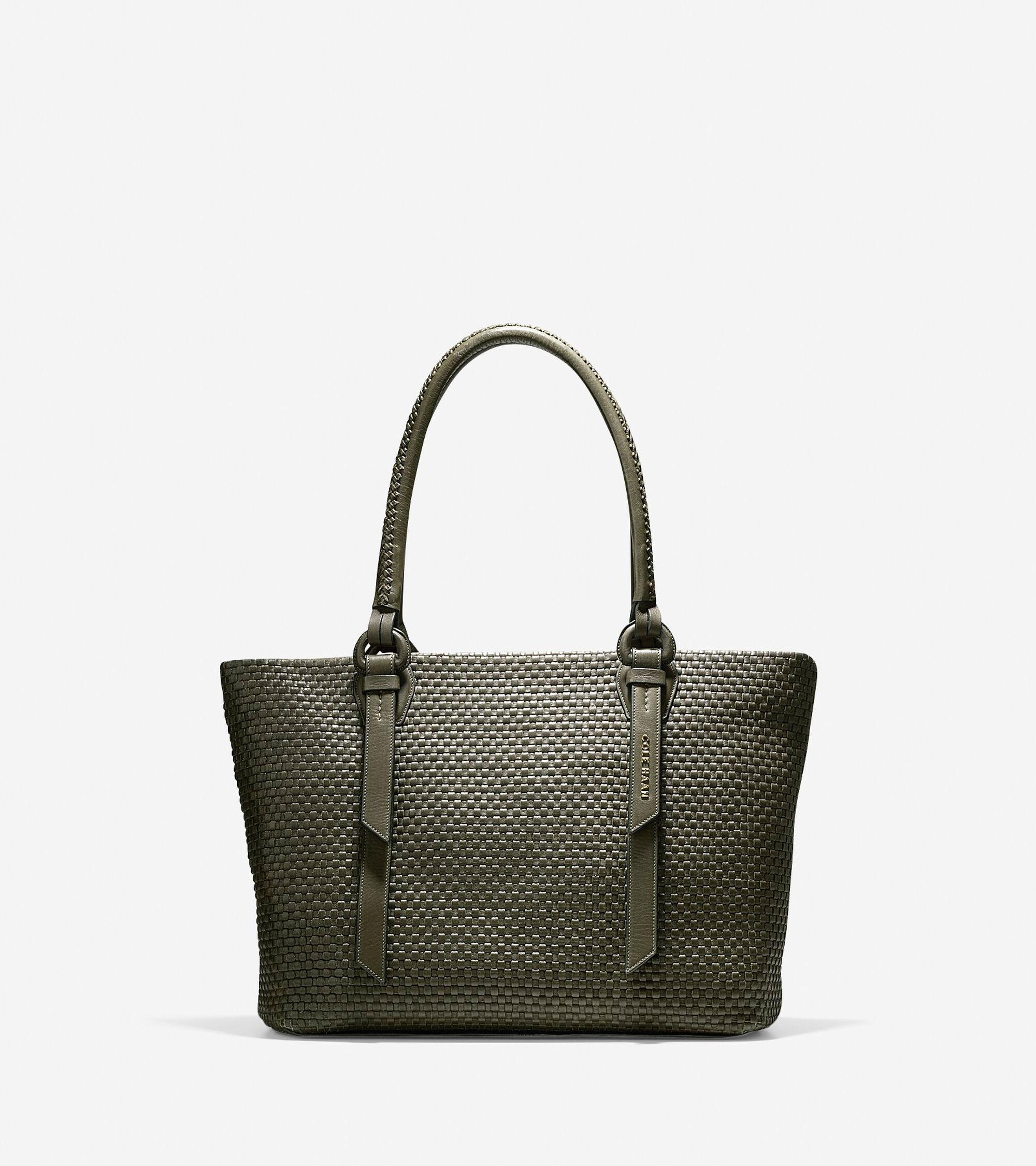 Handbags > Bethany Weave Medium Tote