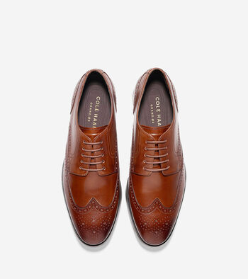 Jefferson Grand Wingtip Oxford