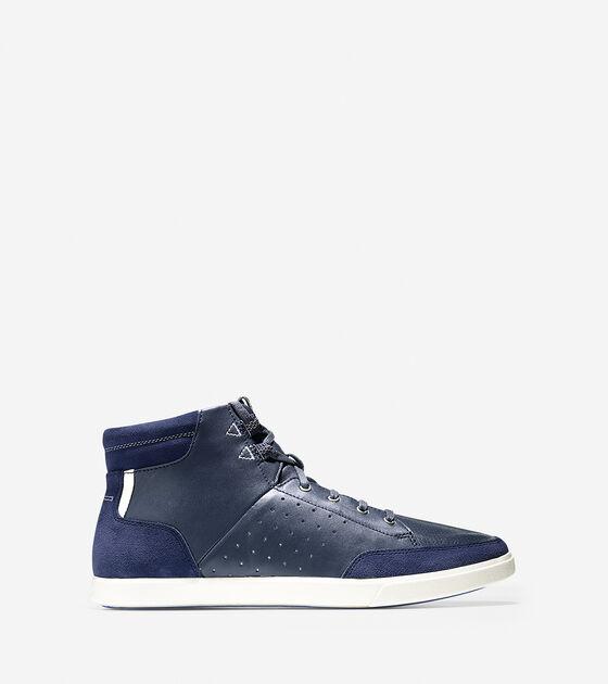 Shoes > Owen High Top Sneaker