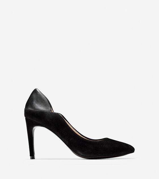 Heels > Saratoga Grand Pump (85mm)